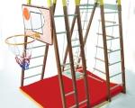 Купить домашний детский спорткомплекс в квартиру