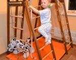 Купить деревянный детский спортивный комплекс, спорткомплекс для ребёнка из дерева, Украина, Киев, Россия, Москва, Белгород, Питер, Минск, Беларусь