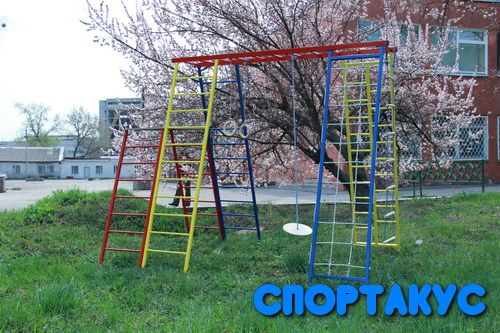 спорткомплекс для дачи, детский спортивный комплекс