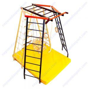 Детский спортивный комплекс Жук-Трансформер