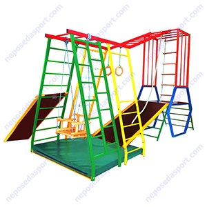 Детский спортивный комплекс Лабиринт М
